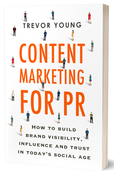 content marketing PR